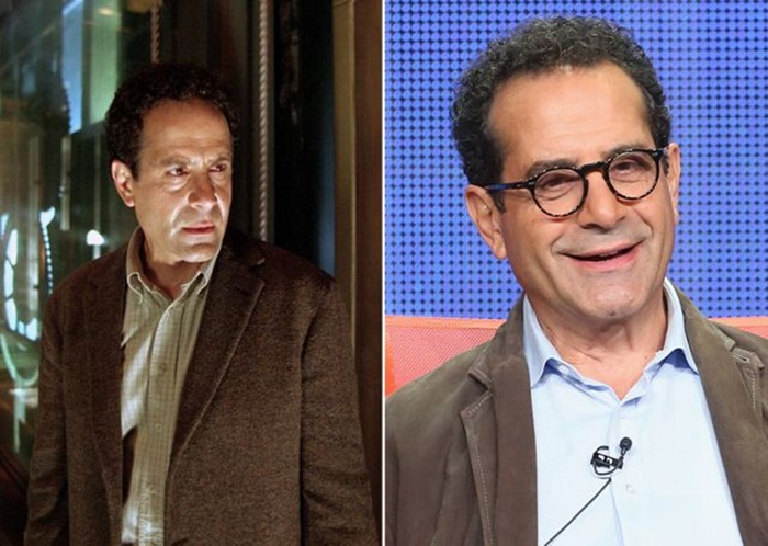 Tony Shalhoub เป็น Arthur Kriticos คุณพ่อที่ต้องพาลูกๆ หนีจากนรกในบ้านสยองหลังนี้ให้ได้