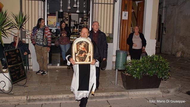 madonna del rosario in famiglia
