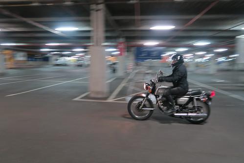 My 1975 Honda CB200