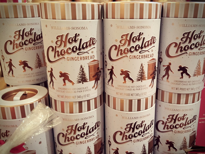 Williams Sonoma Hot Chocolate