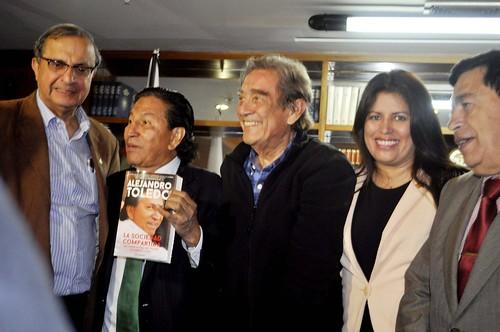 La Sociedad Compartida de Alejandro Toledo