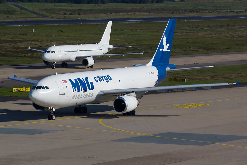 MNG Airlines - A306 - TC-MCA (1)