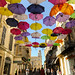 Arles, Colorful Umbrellas (Installation by Patricia Cunha) by Werner Schnell Images (2.stream)