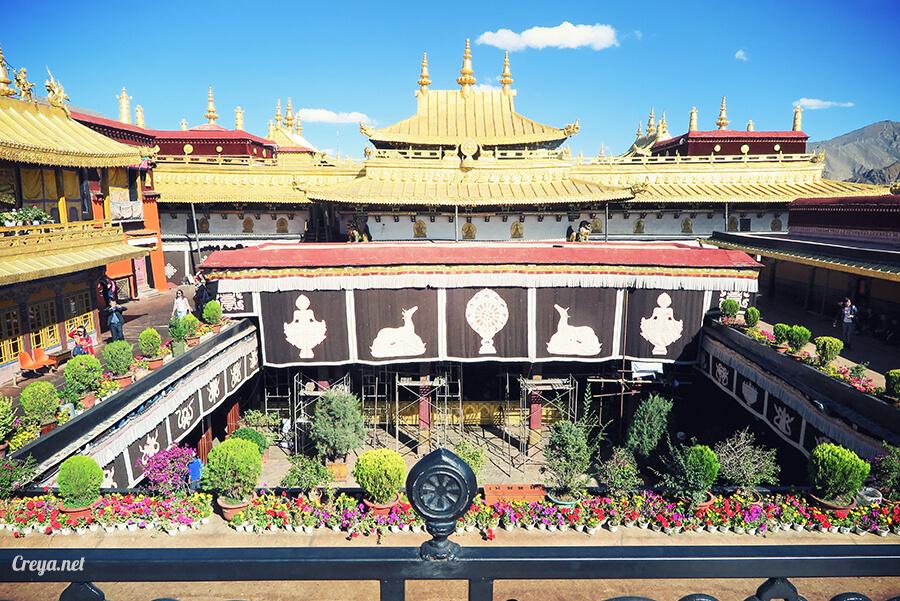 2015.12.09 ▐ Tibet 西藏踢北去 ▐ 尋找藏人真正的拉薩中心,被信仰力量震撼的大昭寺與舊城區 12.jpg
