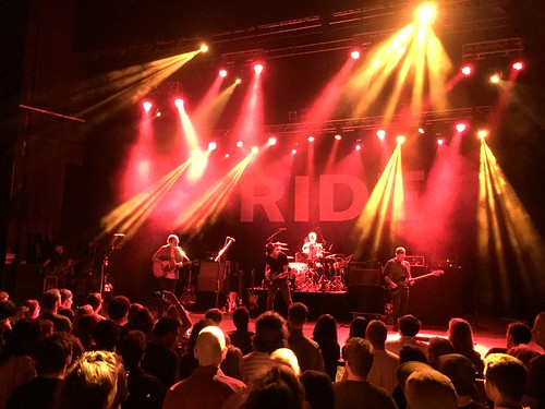 Ride at College Street Music Hall