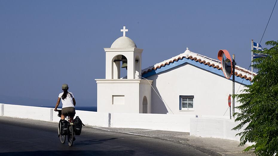 samos bike tour