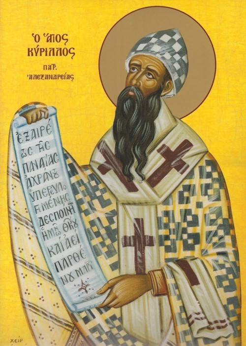 Sfantul Chirillos al Alexandriei 3