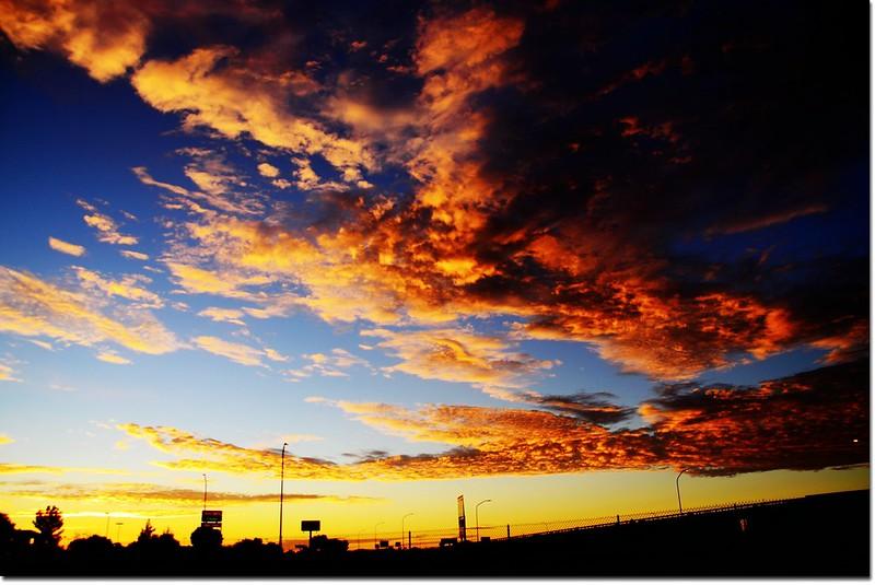 Las Cruces之晨 2