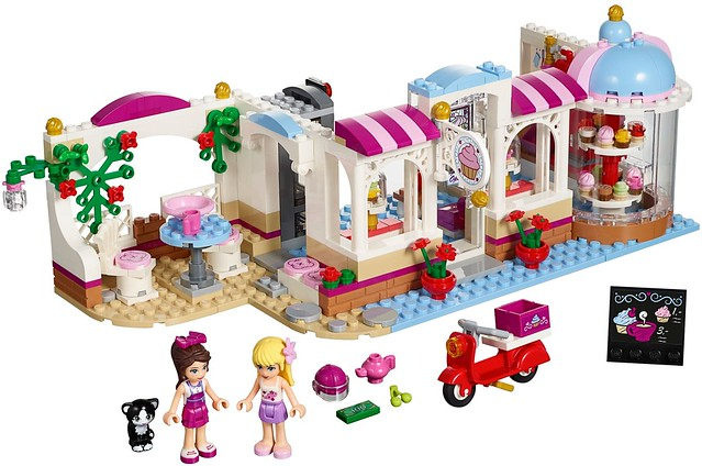 LEGO Friends 2016 | 41119 - Heartlake Cupcake Cafe