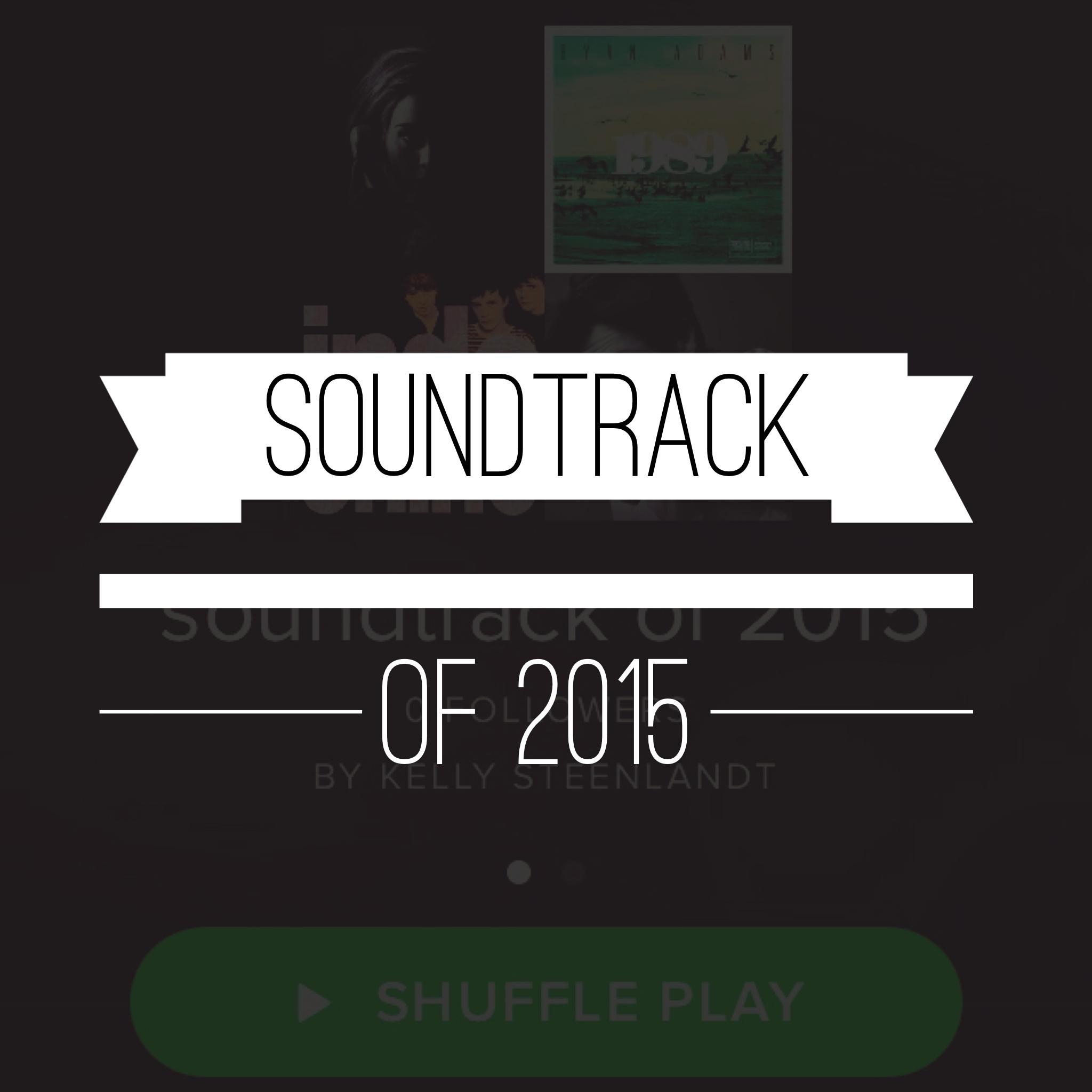 soundtrack of 2015