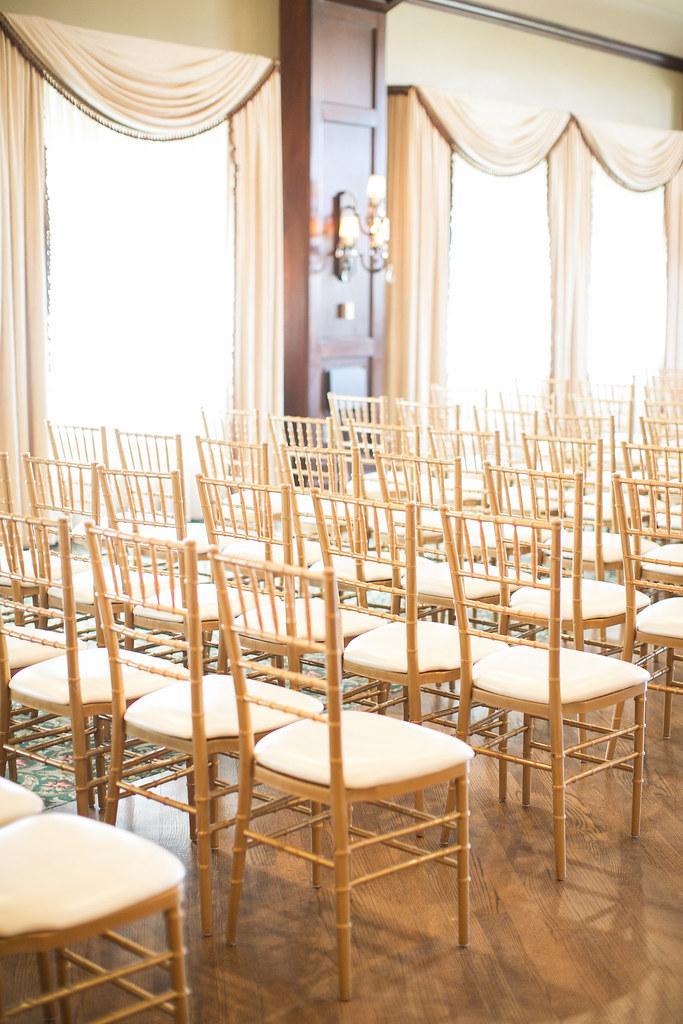 Rent Event Gold Chairs in Cedar Rapids Unique Events of Iowa