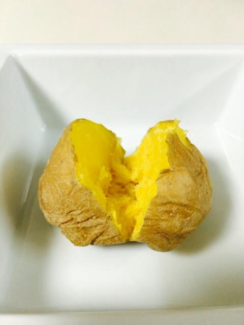 インカのめざめ蒸し芋