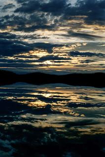 Midnight sun mirror 2