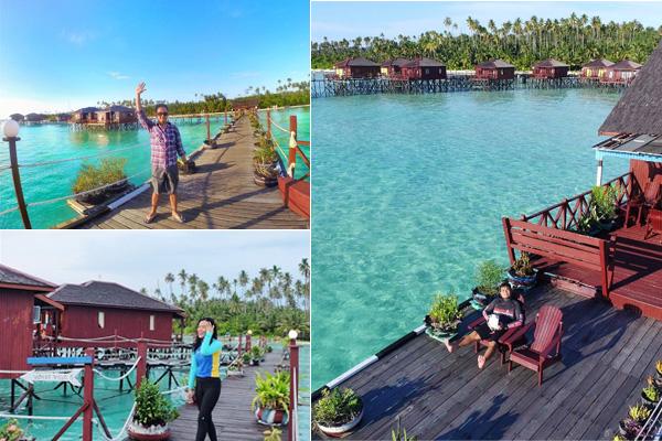 Maratua Paradise Resort 3