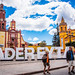 2016 - Mexico - Cadereyta de Montes - Tourists por Ted's photos - For Me & You