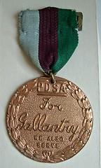 Winkie Dickin medal