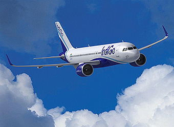 IndiGo A320neo (Airbus)