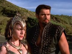 Арес и Афина
