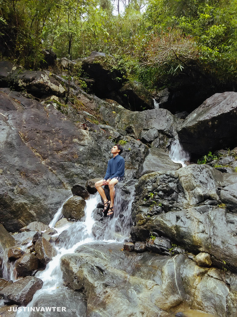Mt. Balagbag and Maranat Falls Traverse
