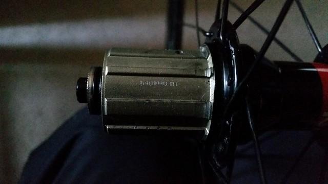 Cassette hub