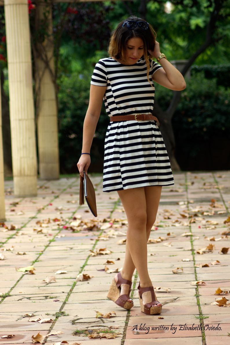 striped dress STRADIVARIUS HEELSANDROSES MARYPAZ (4)