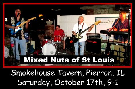 Mixed Nuts of St. Louis 10-17-15