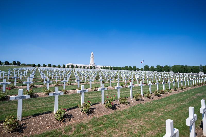 Verdun Gräber