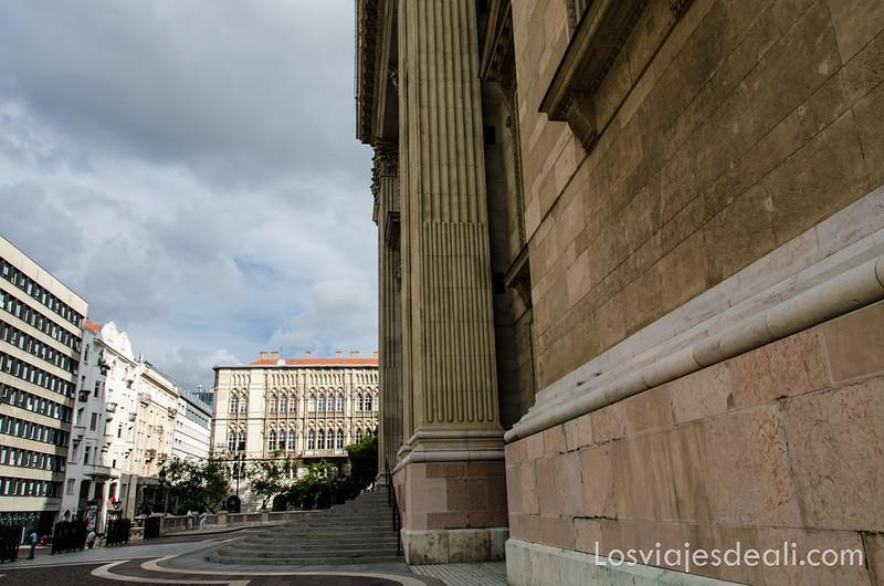 calles de Budapest centro