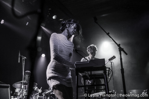 Blonde Redhead @ The Independent, San Francisco 9/21/15
