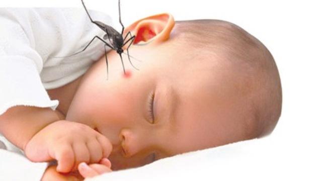 10 cách đơn giản giúp trẻ không còn bị muỗi đốt
