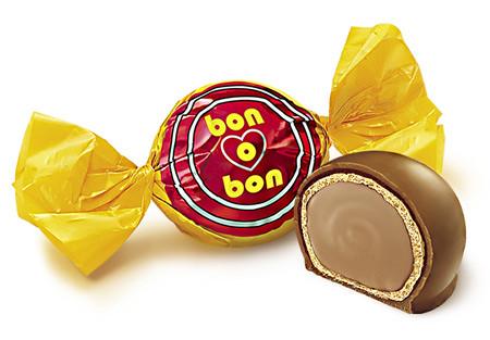 Mujer encuentra gusanos en su chocolate Bon o Bon