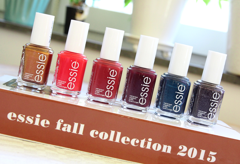 Essie fall collection 2015