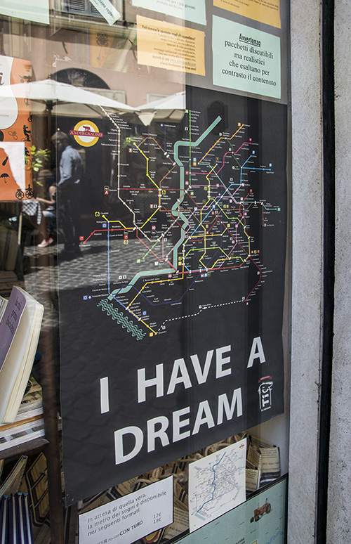 I have a Dream Metro Roma