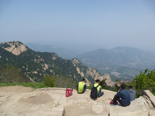 CH-Mont Taishan-Descente (1)