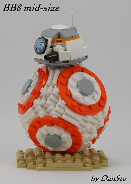 large lego sphere instructions