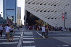 The Beginning Of The Line - Broad Museum