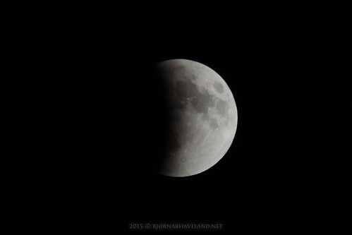 Blood Moon: From Shadow To Blood