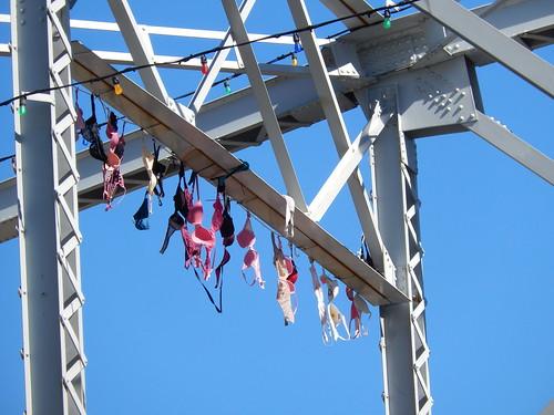Bracebridge - BHs aan brug