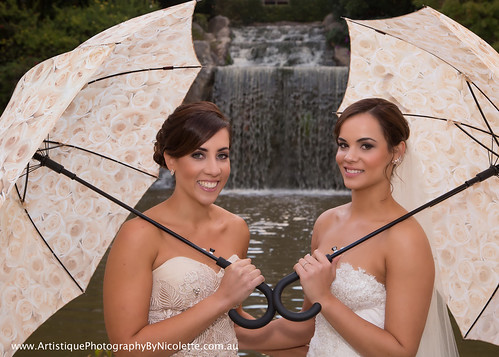 Wedding Umbrellas.