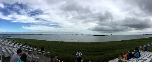 KSC Launch Viewing Area