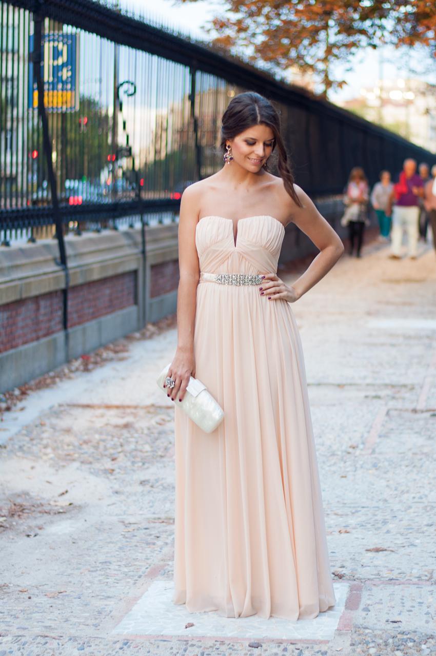 Vestidos largos para boda asos