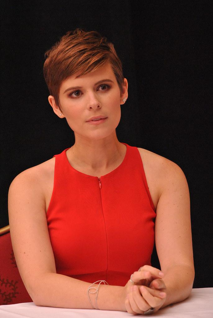Кейт Мара — Пресс-конференция «Марсианин» на «TIFF» 2015 – 42