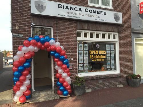Ballonboog 5m Bianca Combee Housing Service Amstelveen