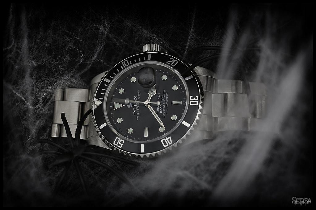 La montre d'Halloween!!! Bouh!! 22018783614_b0295090de_b