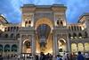 Milan Galleria by night by clareblackk