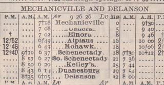 DandH Mechanicville Delanson 1926