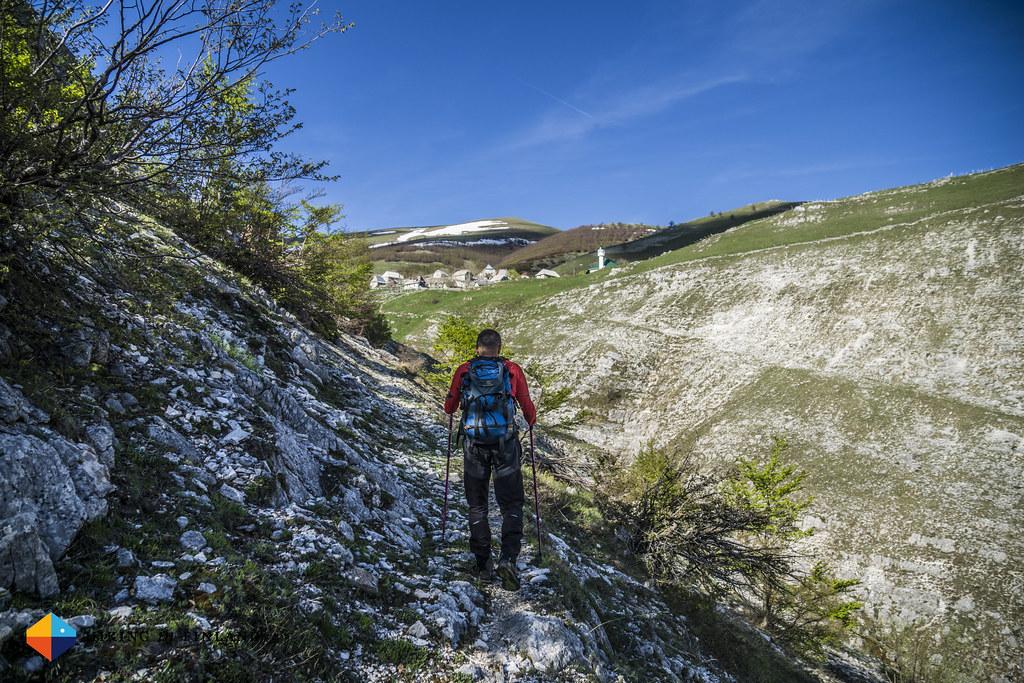 The path to Lukomir