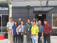 Big Island WAM Site Visits