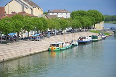 River Saône - Photo of Saint-Aubin