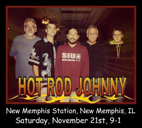 Hot Rod Johnny 11-21-15